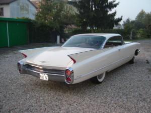 Cadillac Back