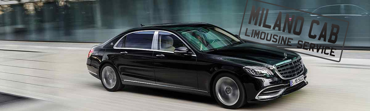 Limo Mercedes black
